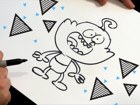 Learn To Draw Foo!