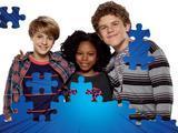 'Henry Danger' Stars Get Puzzled