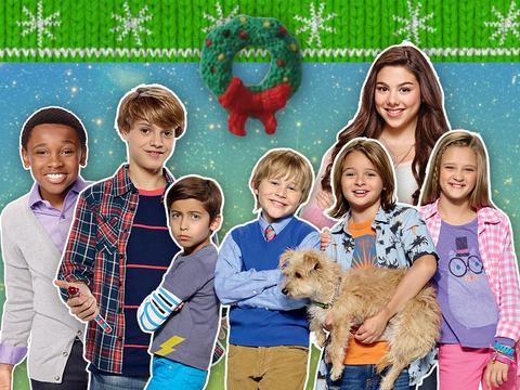Nick Stars Burp 'Jingle Bells'