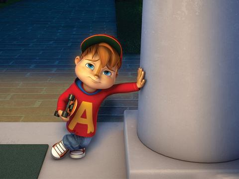 Hanging With Alvin