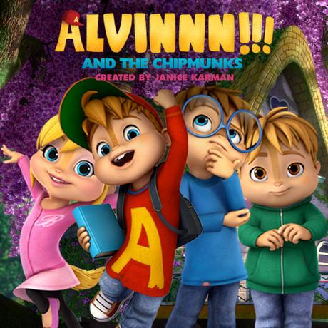 ALVINNN!!! şi veverițele