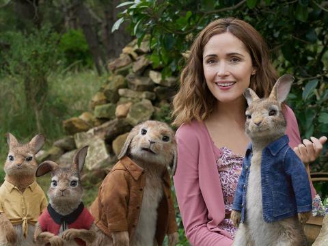 Orange Carpet Special Edition: 'Peter Rabbit'