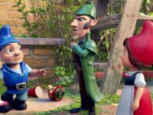 Orange Carpet Special Edition - Sherlock Gnomes