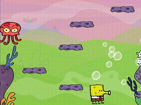 SpongeBob SquarePants: Doodle Jump SpongeBob