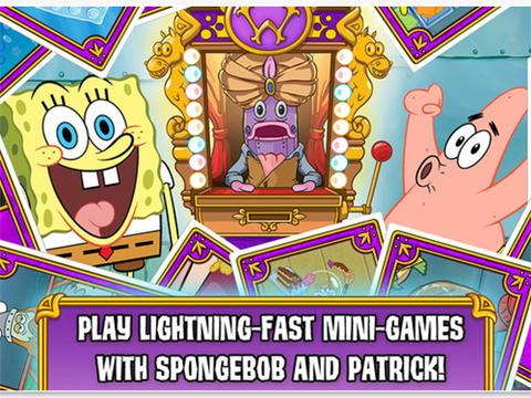 SpongeBob SquarePants: SpongeBob's Game Frenzy