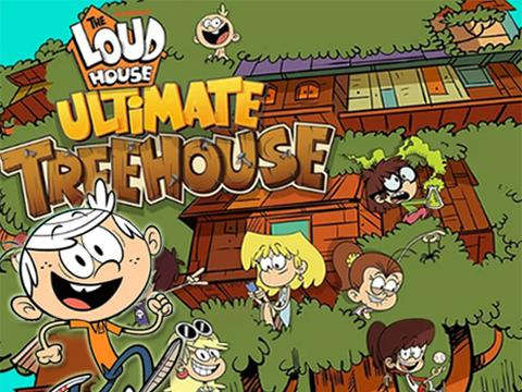 The Loud House: Ultimate Treehouse