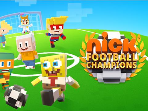 Nickelodeon Football Champions