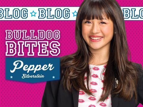 Pepper Blog!