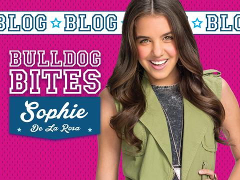 Sophie Blog!