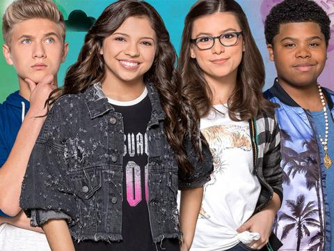 GAME SHAKERS FRIDAYS