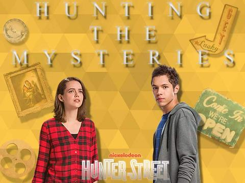 HUNTING THE MYSTERIES