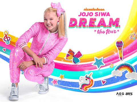 JOJO SIWA IS COMING TO THE UK!