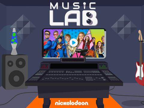 Nickelodeon Music Lab