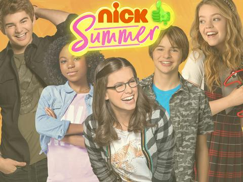 SUMMER TIME WITH NICKELODEON