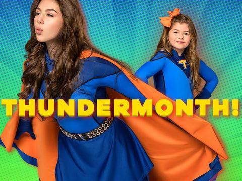 THUNDERMONTH!
