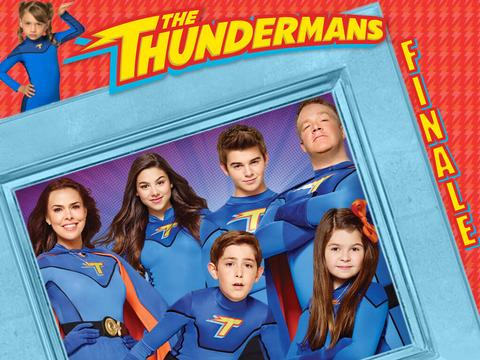 THE THUNDERMANS FINALE