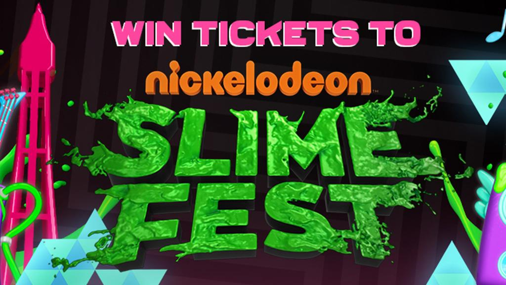 WIN TICKETS TO SLIMEFEST 2018!