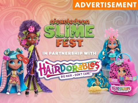 Hairdorables Competition