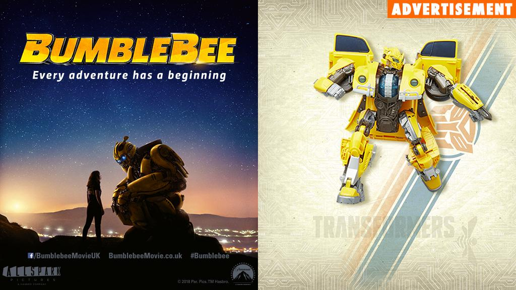 10 x POWER CHARGE BUMBLEBEE<br />TOYS TO WIN