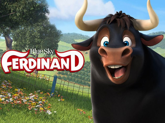 Win an iPad and a Ferdinand toy!