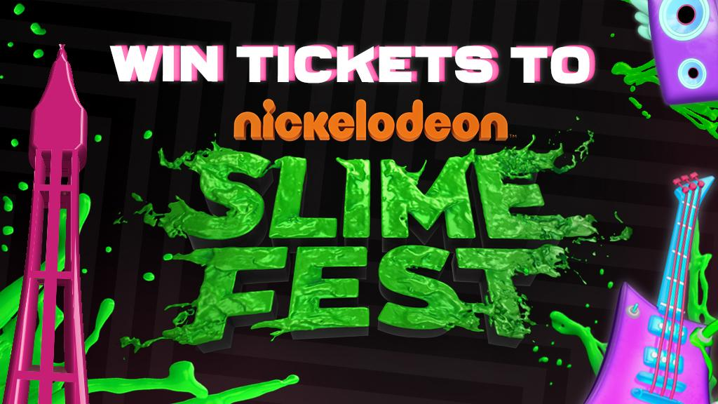 WIN TICKETS TO SLIMEFEST 2019!