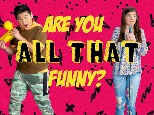 Are You All That Funny?