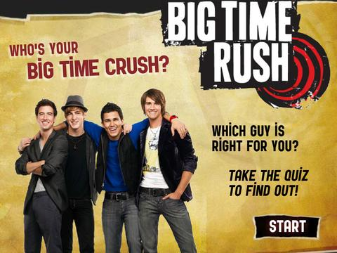 Quiz: Who's Your Big Time Crush?