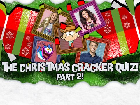 Part 2: The Christmas Cracker Quiz!