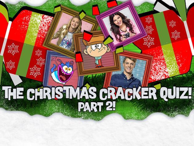 Part 2: The Christmas Cracker Quiz!