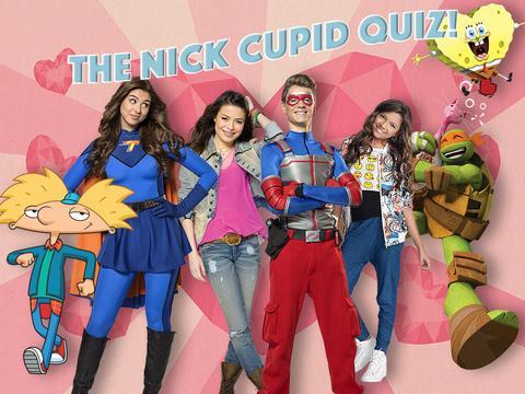 The Nick Cupid Quiz!