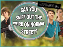 Can You Sniff Out The Weird On Normal Street?