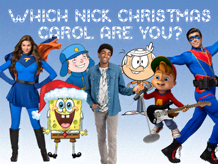 Which Nick Christmas Carol Are You?