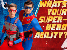 What Is Your Superhero Ability?
