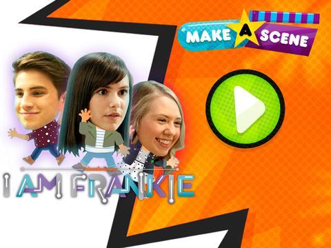 Make A Scene: I Am Frankie