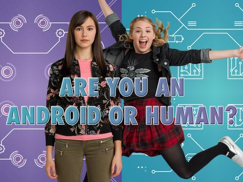Are you an Android or Human?
