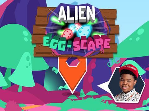 Infinity Islands: Alien Egg-scape