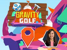 Infinity Islands: Gravity Golf