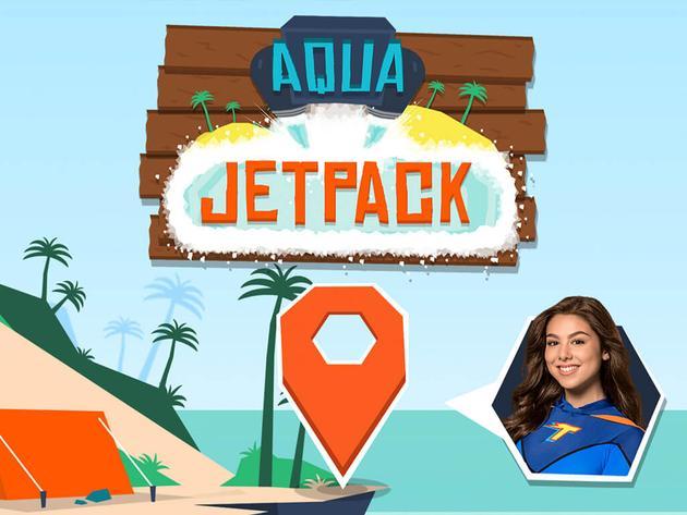 Infinity Islands: Aqua Jetpack Challenge