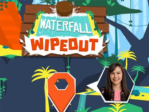 Infinity Islands: Waterfall Wipeout