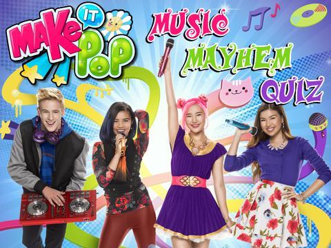 Music Mayhem Quiz