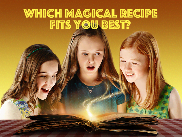 Which Magical Recipe Fits You Best?
