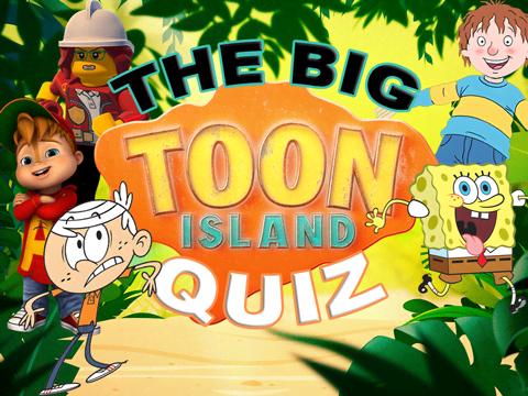 Toon Island Quiz