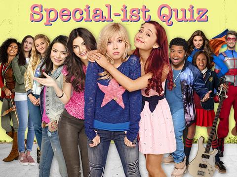 Nick Special-ist Quiz!