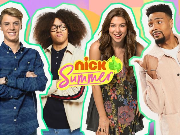 Nick Summer Quiz!