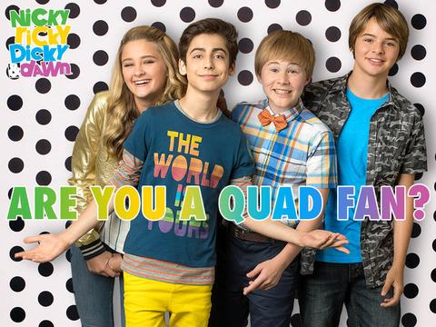 Are You A Quad Fan?