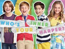 Who's Your Inner Harper?