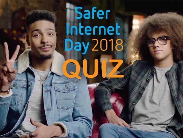 Safer Internet Day Quiz!