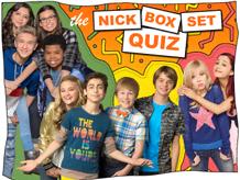 Nick Box Set Quiz