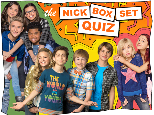Nick Box Set Quiz