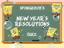 WHAT SHOULD YOUR NEW YEAR'S RESOLUTION BE?